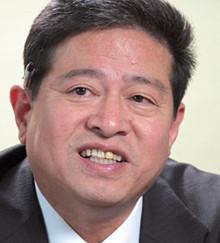<strong>大黒天物産社長 大賀昭司</strong>●1956年生まれ。藤徳物産勤務などを経て93年5月に現在の会社を設立して現職に就任。