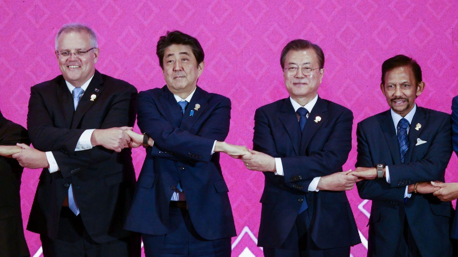 ついに日本に歩み寄ってきた文在寅政権の本音 軍事協定の継続求めアメリカも圧力