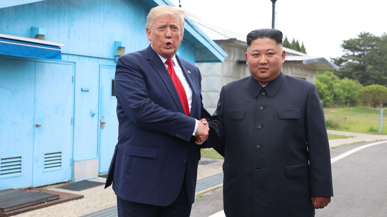 トランプと金正恩はなぜ奇妙に仲がいいか 日本人が知らない五つ巴の権力闘争