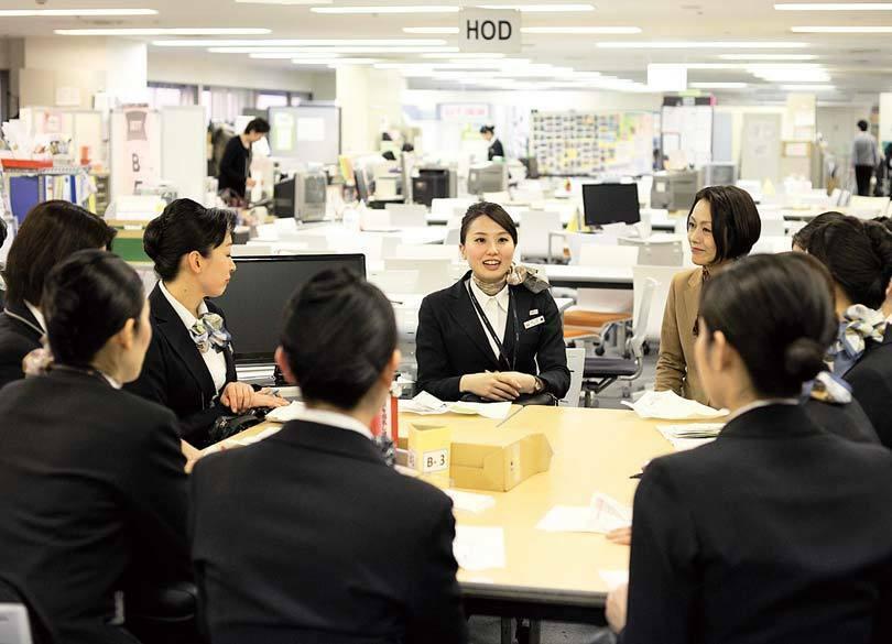 JAL社員座談会「真っ赤な顔で怒られた理由」【2】