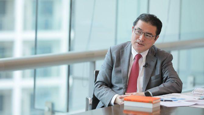 立教大学ビジネススクールの田中道昭教授