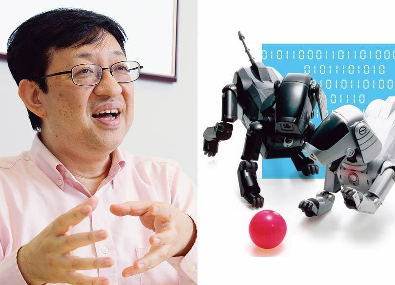 「ロボット再参入」ソニーのキーマンがすべてを語った