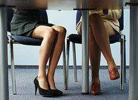 女性の管理職登用が遅れているのは「国」と「大企業」の現実