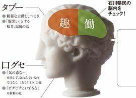 石川県民――優柔不断で正体不明だが、忍耐強い平和主義者
