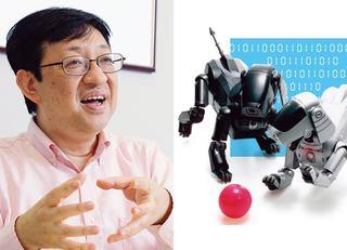 「ロボット再参入」ソニーの狙いとは