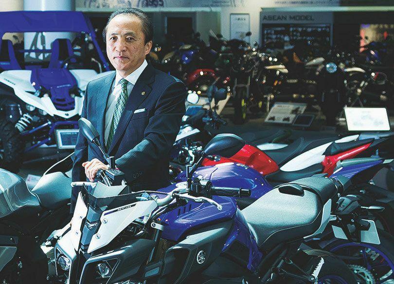 ヤマハの社長がバイクの免許を取った理由 企業の活路「ヤマハ発動機」:前編