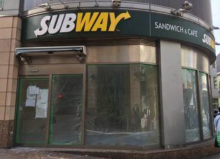 サブウェイが4年で170店舗も閉めた理由