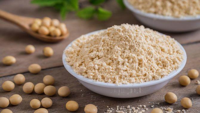 大豆ときな粉
