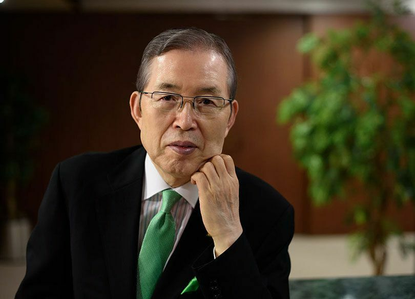 日本電産・永守社長からのファクス「自慢話が飛び交う会議にせよ」