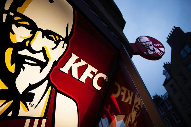カーネル・サンダースとKFC