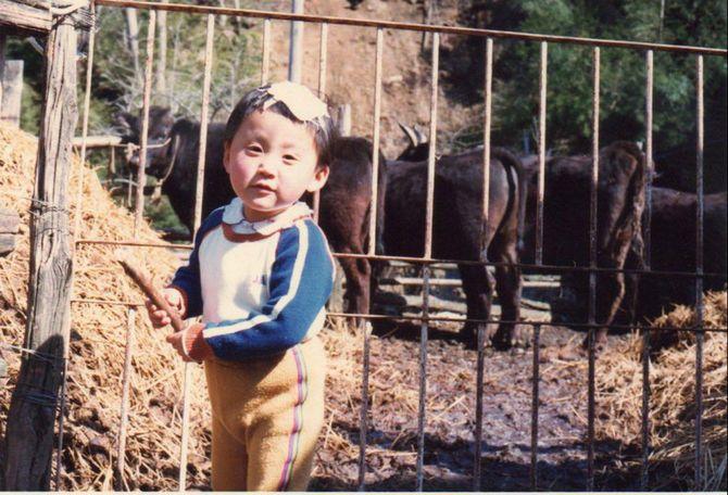 田中さんの子どもの頃