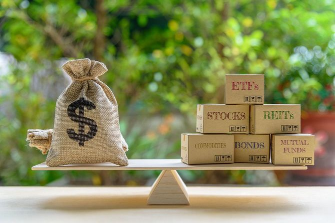 ポートフォリオ管理と資産配分の概念