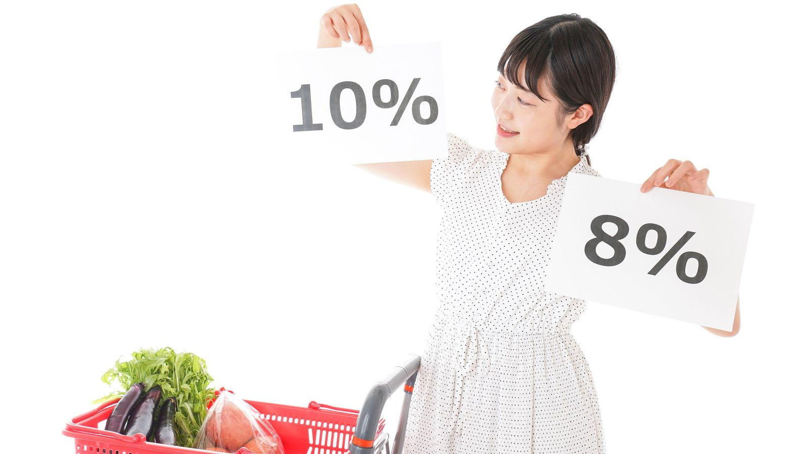 オロナミンCが8%でリポビタンDが10%のナゾ 消費者置いてけぼりの軽減税率制度