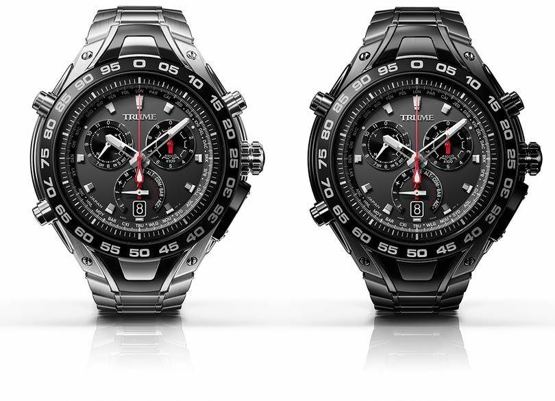 エプソンが高級腕時計を突然発売した理由 センサーの塊だが、表示はアナログ