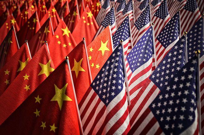 米中経済貿易戦争、パートナーシップ、外交概念