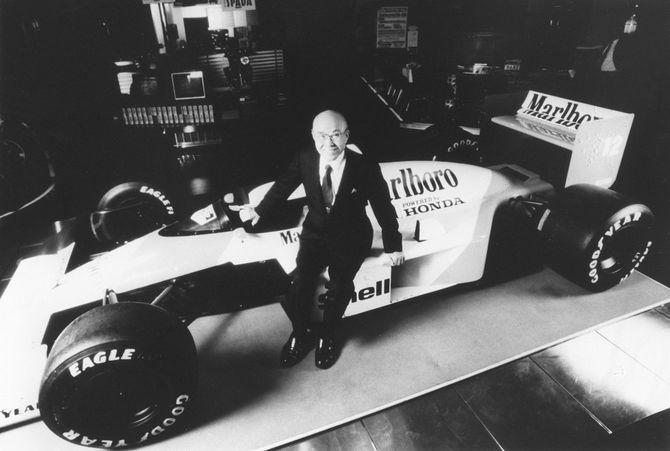 本田宗一郎とレーシングカー