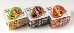 06年9月に発売した食べきりサイズの煮豆「やわふく」。開発から1年という短期間で商品化した。