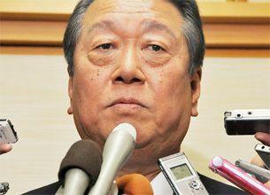 民主党元代表 小沢一郎 -「剛腕」「壊し屋」。その人生は敗北続き