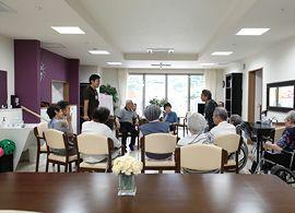「いきいき元気!」老人ホーム・施設活用ガイド【5】クロスハート十二所・鎌倉