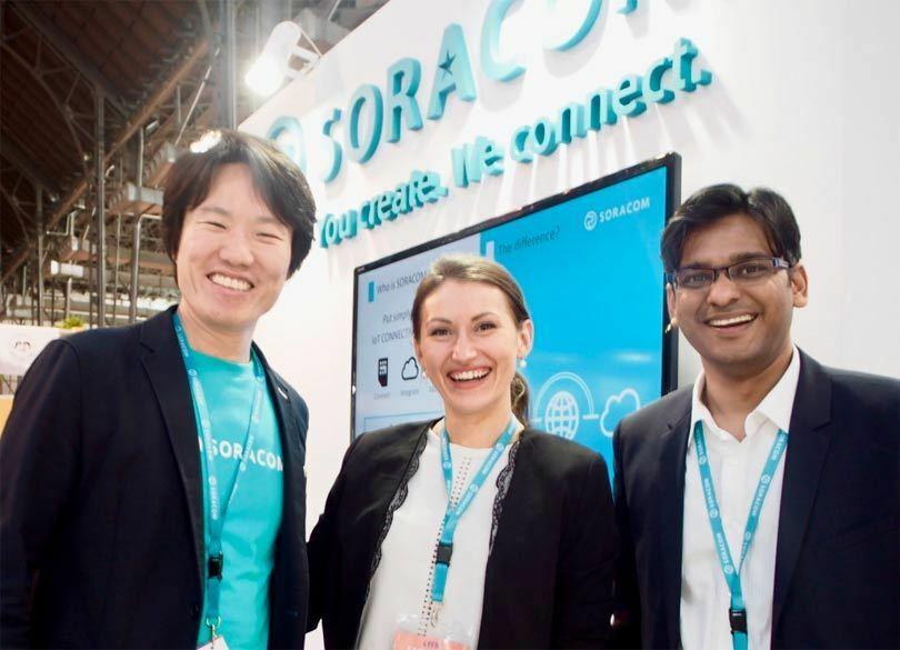 日本発IoT向けサービス「ソラコム」に世界が注目