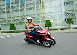 ヤマハ発動機「ころばないバイク」の挑戦