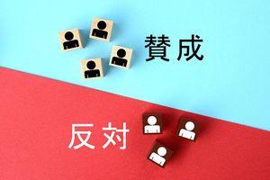 日本語での画像に関する質問、同意、または反対