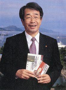 <strong>四国電力取締役社長 常盤百樹</strong>●1942年、香川県生まれ。64年、京都大学卒業。同年、四国電力入社。営業部長、企画部長を経て95年取締役、98年常務取締役、2001年取締役副社長、05年より現職。古典芸能のなかでも特に歌舞伎をこよなく愛している。