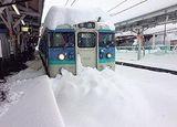 前代未聞の雪害!JR大月駅の120時間