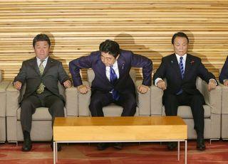 問題閣僚が続出も安倍首相が動じないワケ