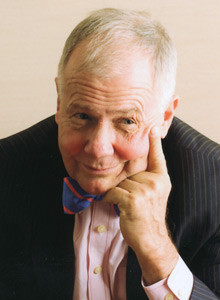 <strong>投資家 Jim Rogers ジム・ロジャーズ</strong>●米国アラバマ州生まれ。ジョージ・ソロスと投資会社設立後、37歳で引退。バイクと車で2度世界一周を果たす。