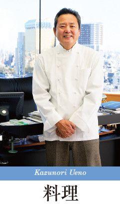 <strong>バンダイ社長 上野和典</strong>●1953年、神奈川県生まれ。77年武蔵工業大学工学部卒業、バンダイ入社。2001年取締役、03年常務、05年社長。親会社バンダイナムコHDの取締役も務める。開発畑が長くイラストも得意。アウトドアにも詳しい。モットーは「走りながら考える」。