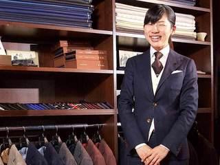 ザ・男の世界「紳士服の仕立て職人」を…