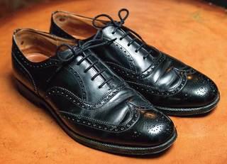 靴の手入れ「めんどくさい」をなくす法