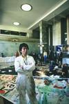 シドニー現代美術館でワークショップを行った「HIBINO in Sydney」