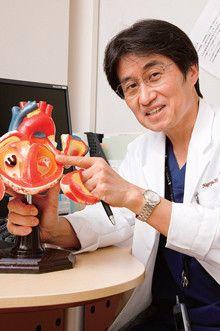 <strong>米田正始</strong>●名古屋ハートセンター副院長。1955年、奈良県生まれ。81年京都大学医学部卒。天理よろづ相談所病院、トロント大学、スタンフォード大学、メルボルン大学を経て、98年京都大学医学部教授。2008年より現職。