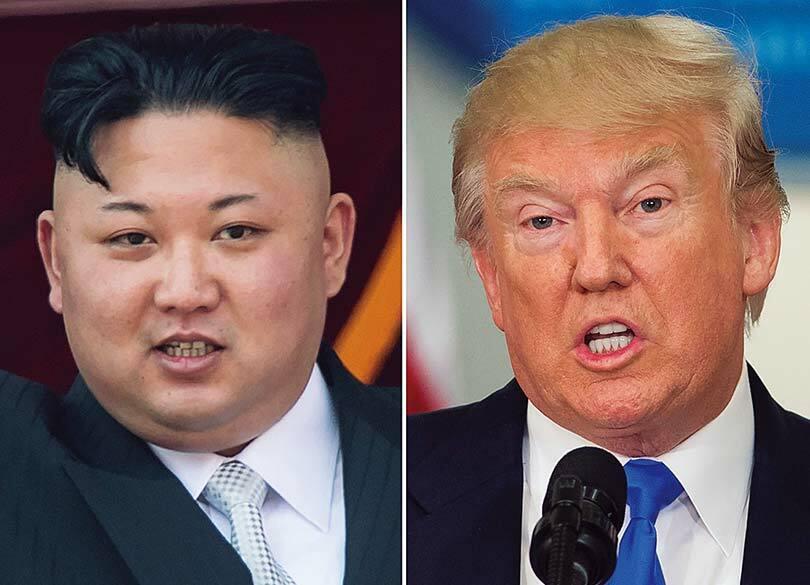 """なぜ北朝鮮は米国の""""報復""""を恐れないのか トランプの本気度を見透かしている"""