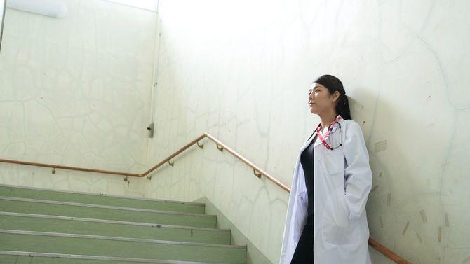 日本人の女性医師