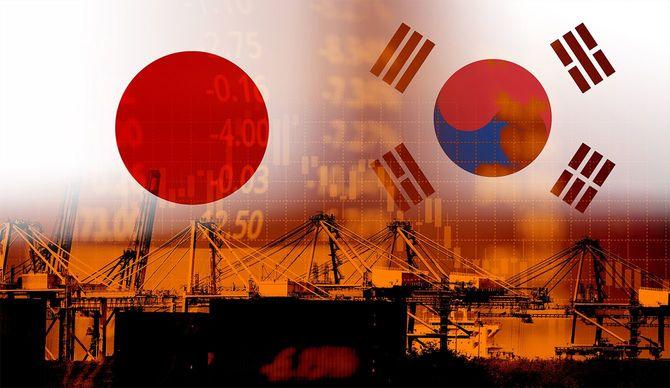 日韓貿易戦争