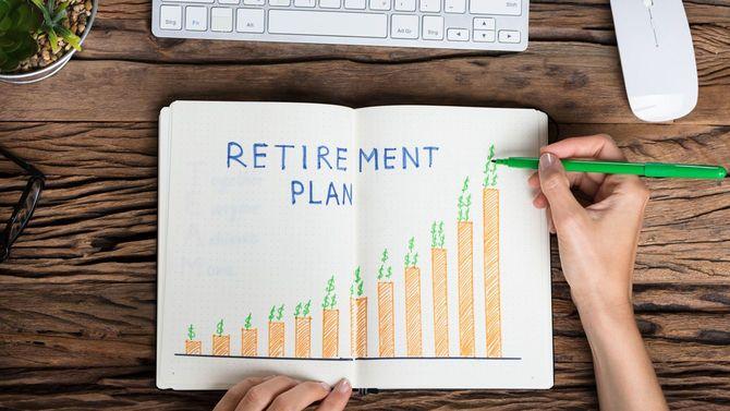 退職プランをノートに書く