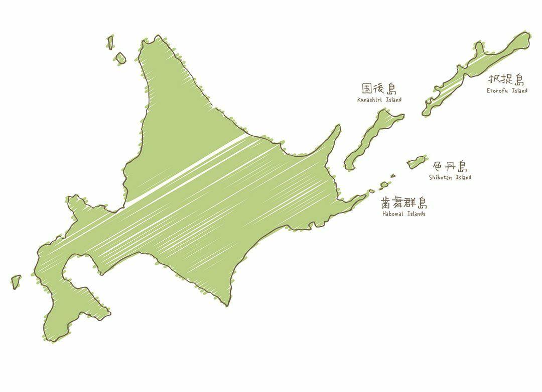 北方領土「色丹島」は浄土宗の領地だった 三つ葉葵の家紋のある墓石を確認