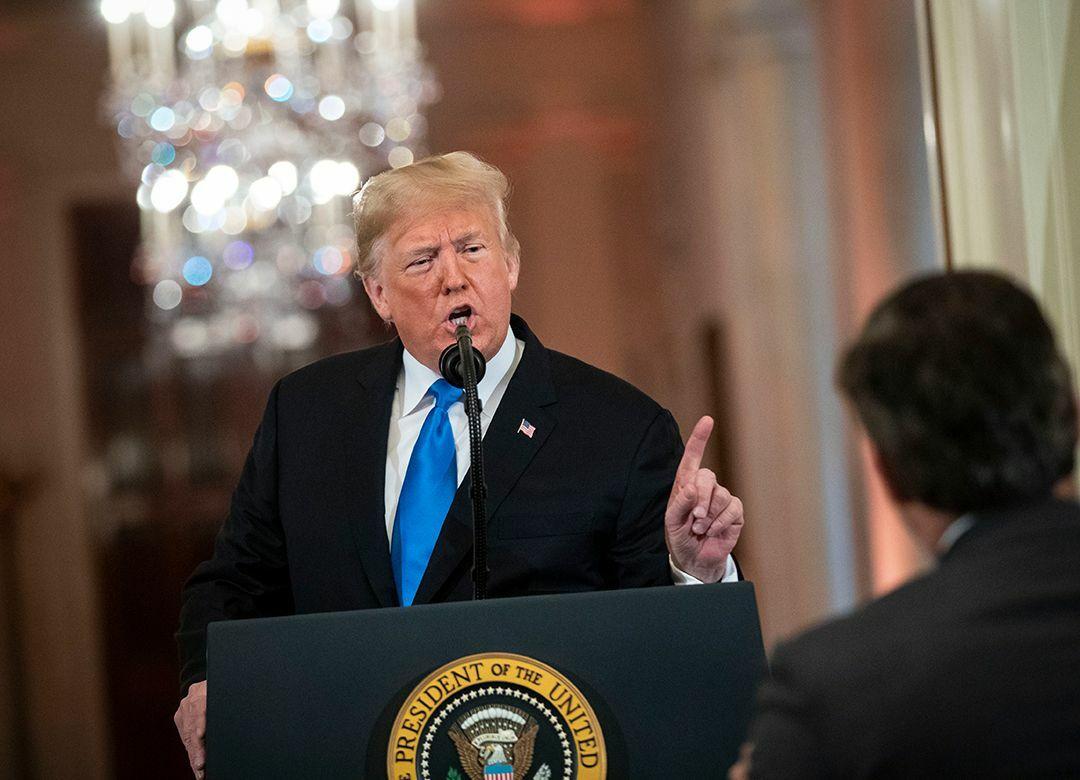 """トランプ大統領がマスコミを敵視する理由 これ以上""""疑惑""""を追及されたくない"""