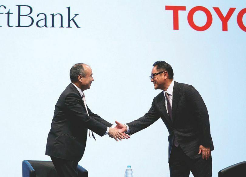 トヨタとソフトバンクが目指すTNCの中身 「世紀の提携」の先のあるもの