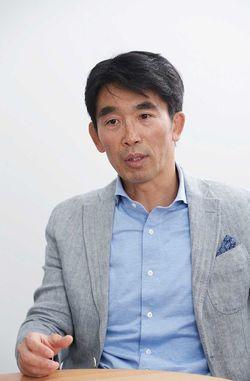 中竹竜二さん日本ラグビーフットボール協会理事