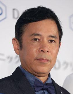 岡村隆史 お笑いコンビ「ナインティナイン」メンバー=2019年08月29日、「Dクリニック」新CM発表会。