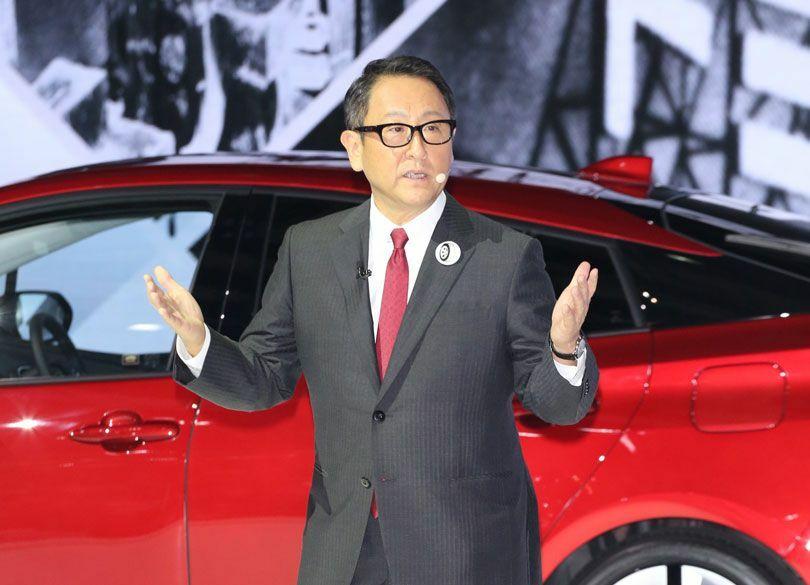 """なぜトヨタは全車種の""""電動化""""を焦るのか もうこれまでの常識は通用しない"""