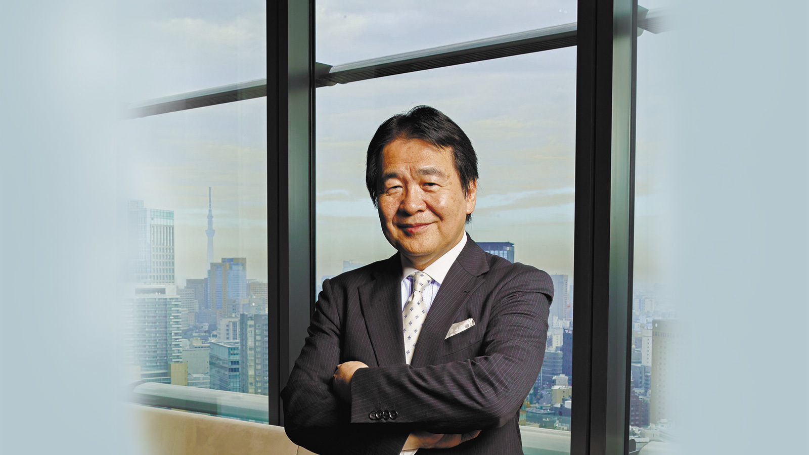 進化し続ける国際都市――「東京」の価値とは 竹中平蔵氏が語る「時代を切り開く3つのキーワード」