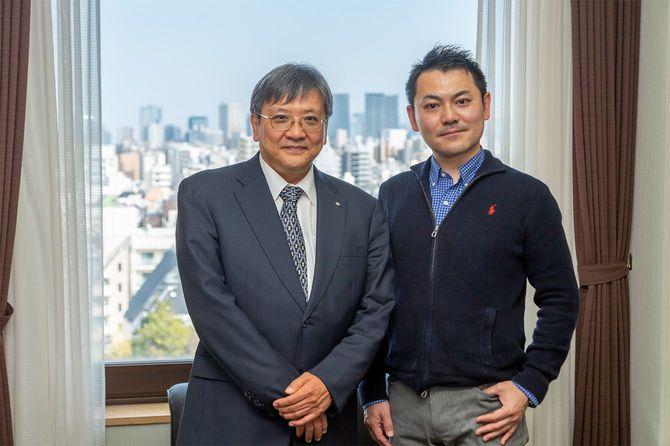早稲田大学文学学術院教授の渡邉義浩さん、中国ルポライターの安田峰俊さん