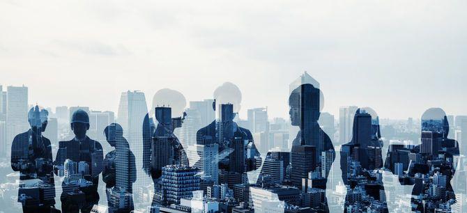 ビジネスネットワークの概念