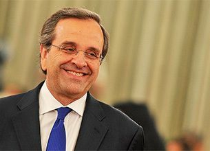 ギリシャ首相 アントニス・サマラス -迷えるギリシャの迷える首相