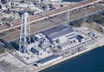 JFEスチール東日本製鉄所(千葉地区)にある売電専用の火力発電所(PANA=写真)
